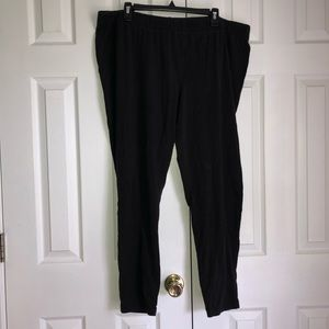 Maurices Plus Size Black Leggings
